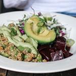 veggies n purp 780x600 Weekly Meal Plan